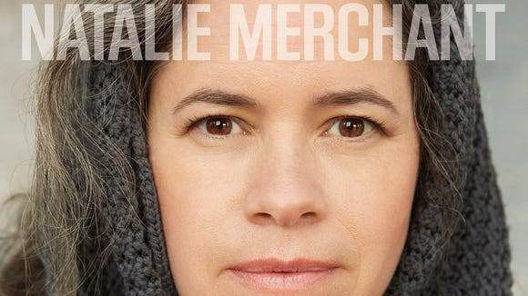 """Paradise Is There: The New Tigerlily Recordings"" by Natalie Merchant."