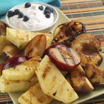 Need a dessert for your picnic? Try grilled fruit.