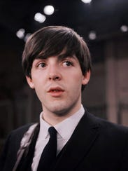 Paul McCartney in 1964