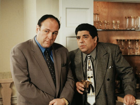 "Vincent Pastore is Salvatore """"Big Pussy'' Bonpensiero in The Sopranos."