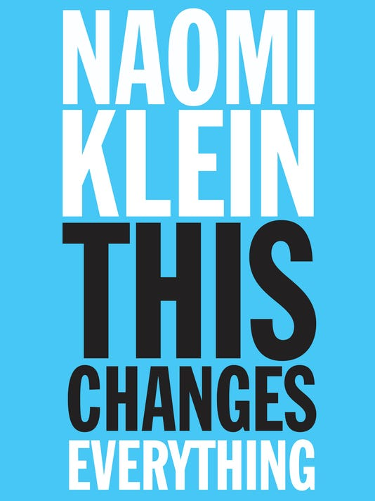 Book Review This Changes Everything