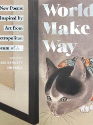 "Cape Coral poet Lee Bennett Hopkins edited ""World Make"