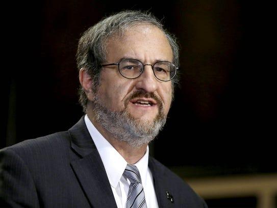 University of Michigan President Mark Schlissel.