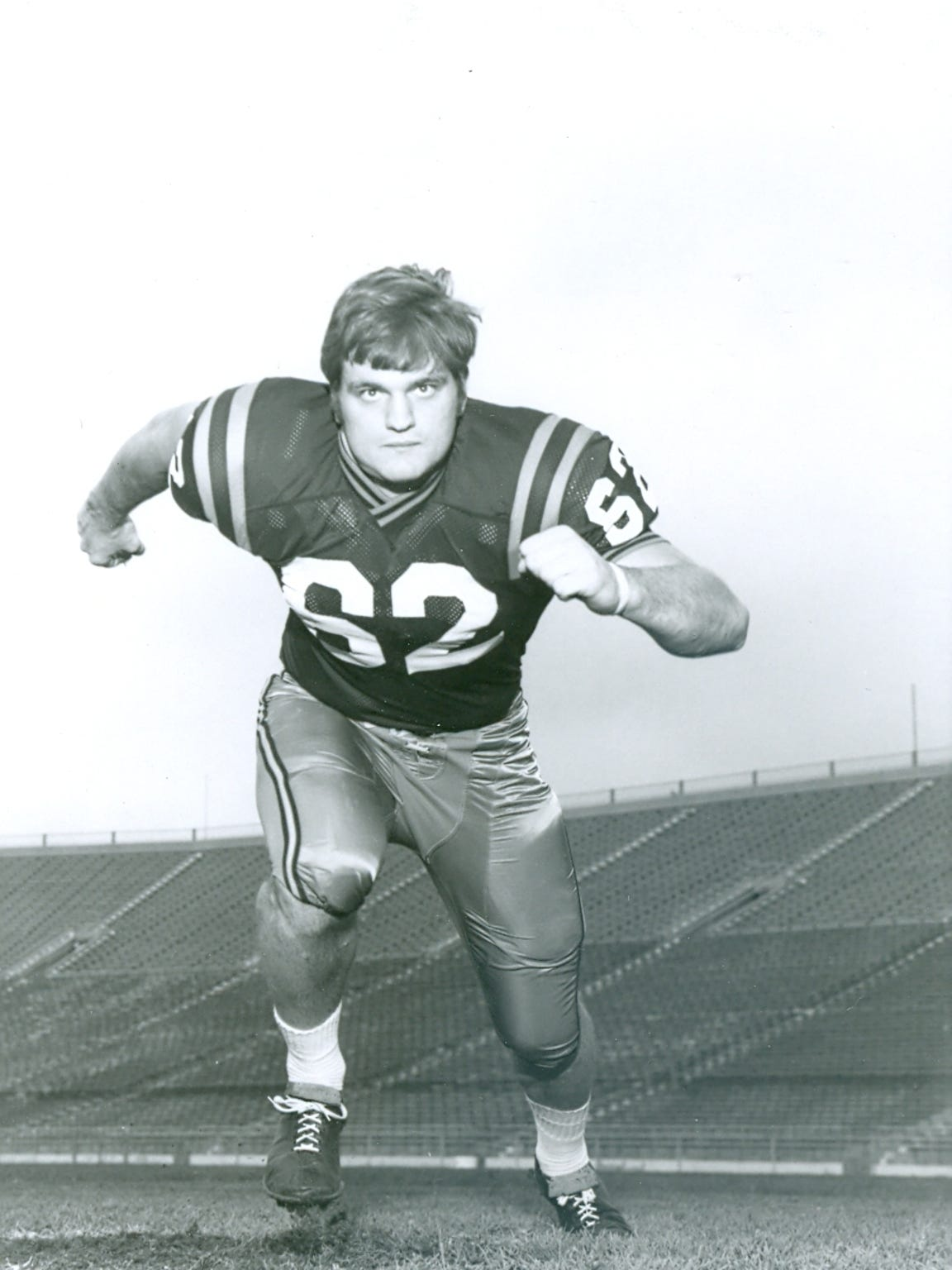 Dave Butz is a member of the College Football Hall of Fame.