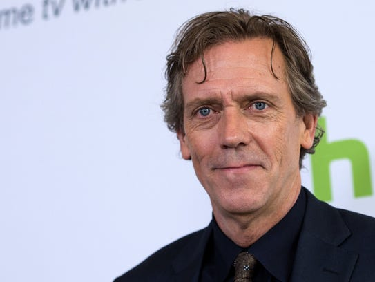 Hugh Laurie on Aug. 6, 2016 in Beverly Hills.