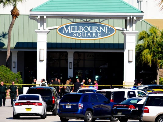 Melbourne Mall shooting