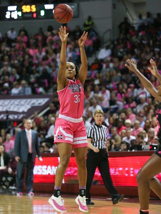 MSU-Texas A&M Women's Basketball