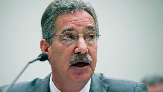 Deputy Attorney General James Cole.