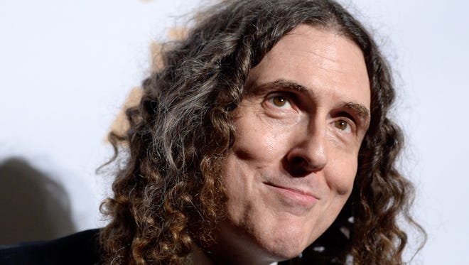 'Weird Al' Yankovic will perform Aug. 29 at the Farm Bureau Insurance Lawn at White River State Park.