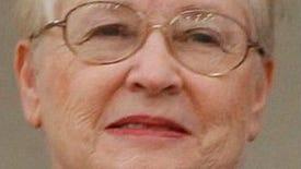 Sen. Judy Burges, R-Sun City West