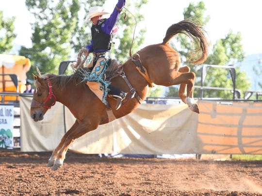 Dixie's Kai Rockhill has turned in a pair of qualified