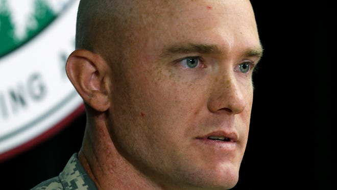 Army Staff Sgt. Ty Carter, a who will receive the Congressional Medal of Honor on Aug. 26, has openly talked of having Post Traumatic Stress Disorder.