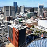 NFL draft, marathon, potential Predators playoffs a 'perfect storm' for Nashville hotels