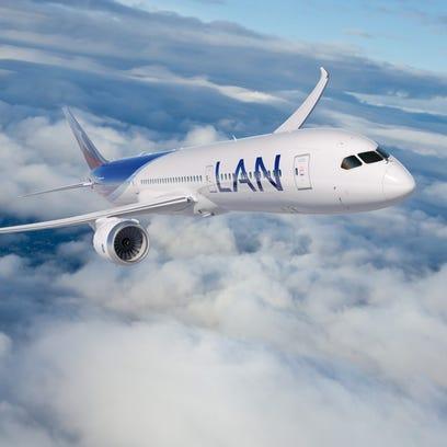 First flight of Boeing's 787-9 Dreamliner