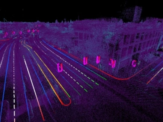 Ford and four other venture capital funds are investing $6.6 million in Albany, Calif. startup Civil Maps that develops 3-dimensional maps that help guide self-driving vehicles.