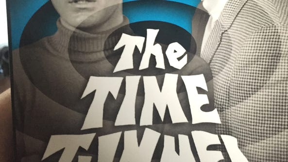 The book 'The Time Tunnel.'