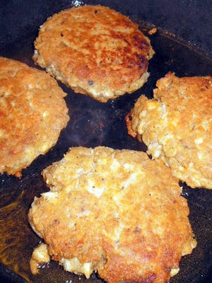 Southern Salmon Patties.