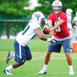 Titans' Bishop Sankey benefiting from increased OTAs