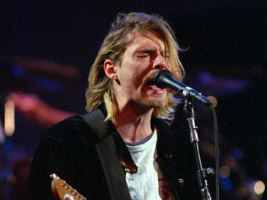 Music Kurt Cobain