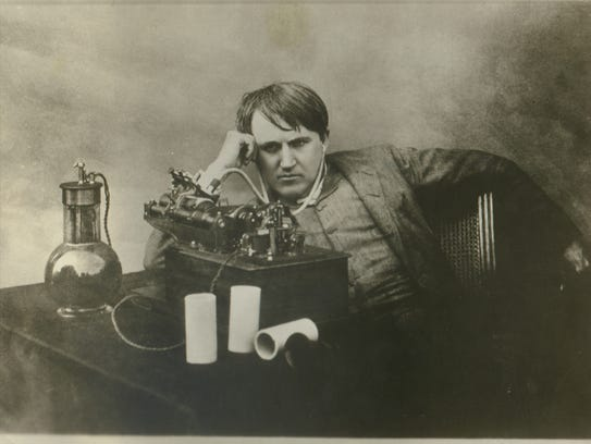 The Sound That Changed The World Edison S Phonograph
