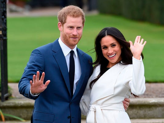 AP ROYAL WEDDING-AMERICAN PRINCESSES I ENT FILE GBR