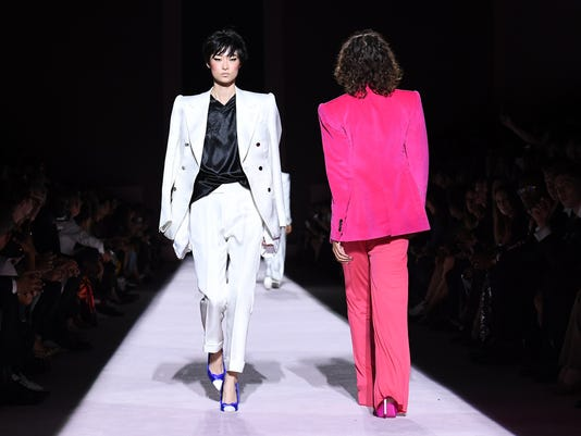 FASHION-US-NEW YORK-TOM FORD SS18