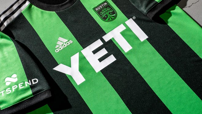 On Friday, Austin FC officials claimed that the team's first jersey, released on Wednesday, broke a 24-hour sales record for an inaugural jersey launch.