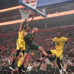Michigan State basketball grinds it out vs. Oakland, 86-73, after foul