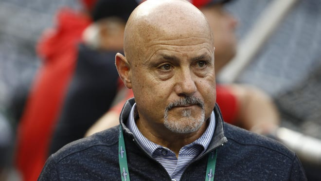 Washington Nationals general manager Mike Rizzo.