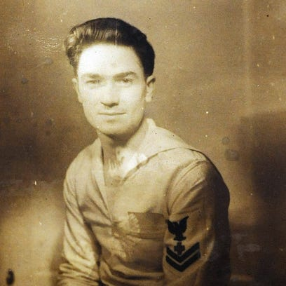 Stanley LeRoy Miller served in the Navy in World War