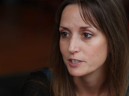 Jessica Cantlon is an associate professor in the Brain