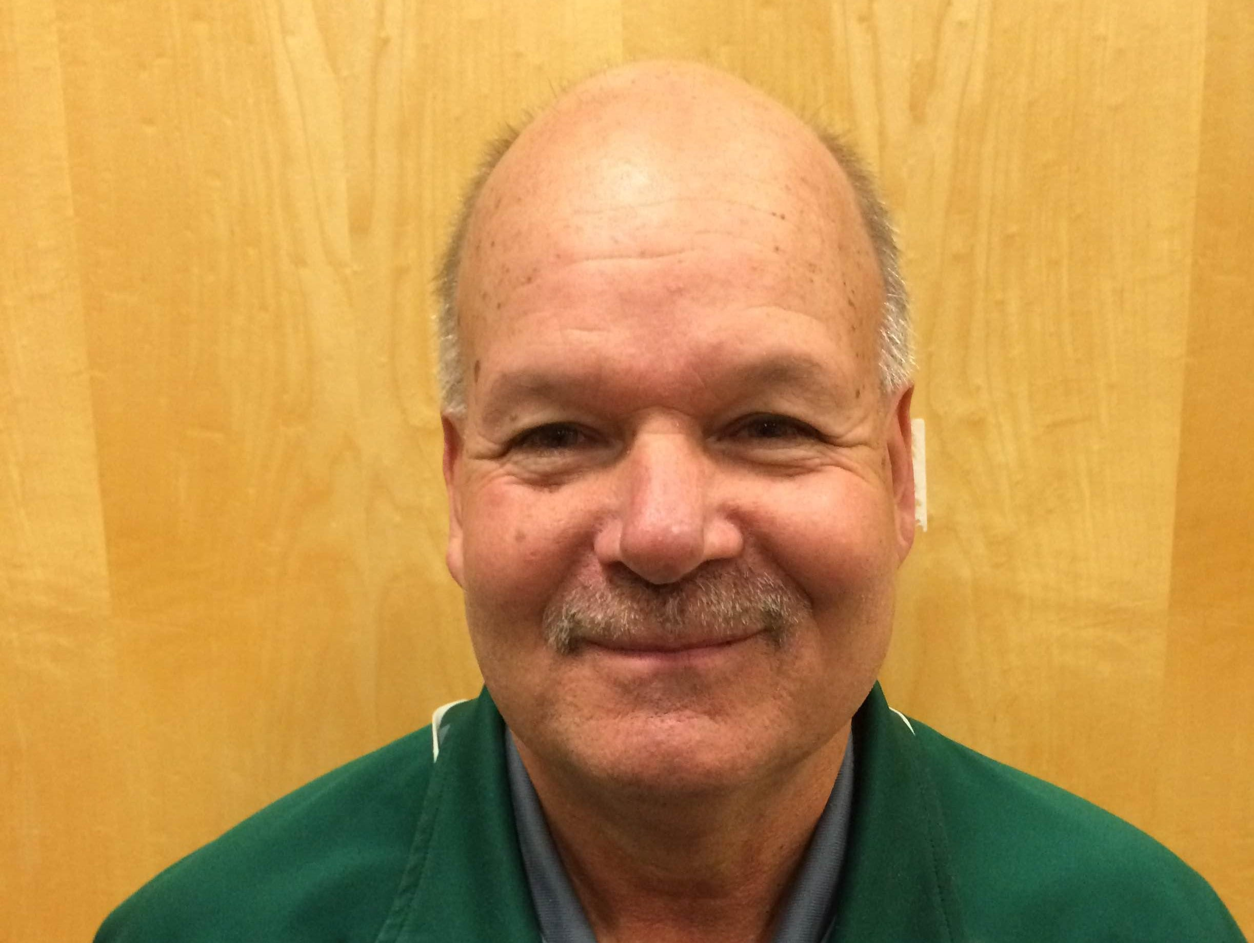 John Shillito led Zeeland West to its fourth state title this year. He is 111-22 in 11 seasons at West, 29-5 in the playoffs.