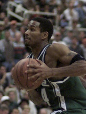 Charlie Bell played under Tom Izzo and was part of three Final Fours and four Big Ten championship teams. He was an All-America guard as a senior in 2001.
