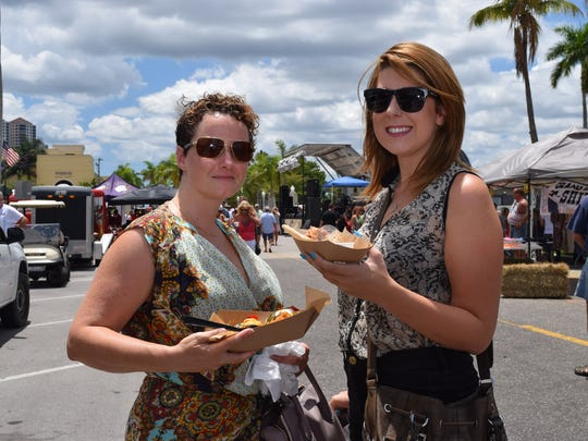 The third annual Smoke on the Water Barbecue Competition and Music Festival  returns to downtown Fort Myers on April 29 and 30.