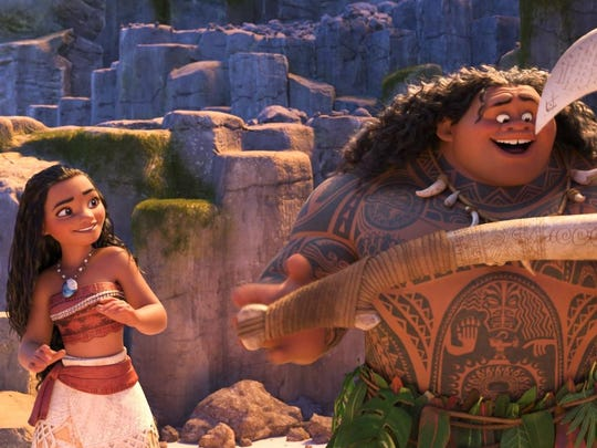 """Moana"" is based in the South Pacific."
