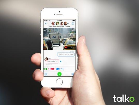 Talko app