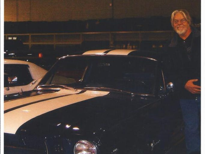 Courtesy Ford Sanford Michigan musician Bob Seger pictured with the 1965 Ford Mustang that ...