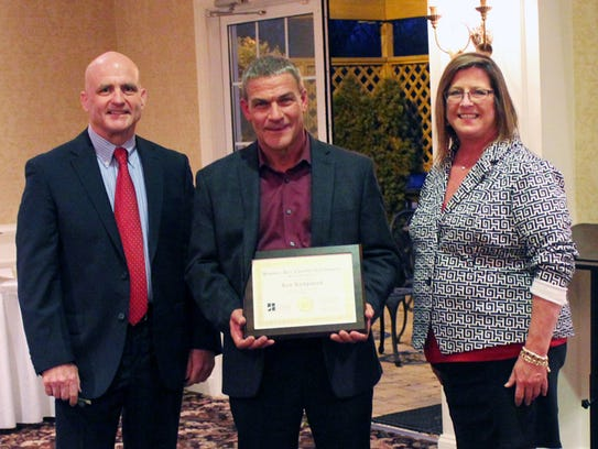 Hanover Area Chamber of Commerce award for Entrepreneur