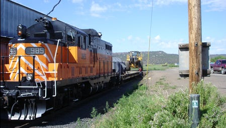 New facilities have added up to record traffic for Prineville Railway,