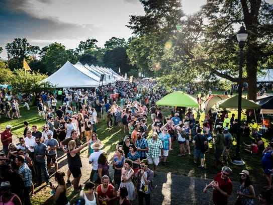 Summer Beer Fest 2015, the largest Michigan-based event