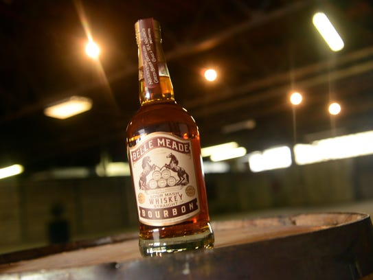 Belle Meade Bourbon is made by Nelson's Green Brier,