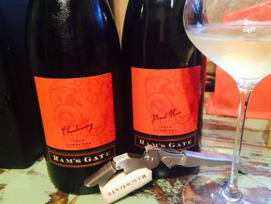 Ram's Gate wines
