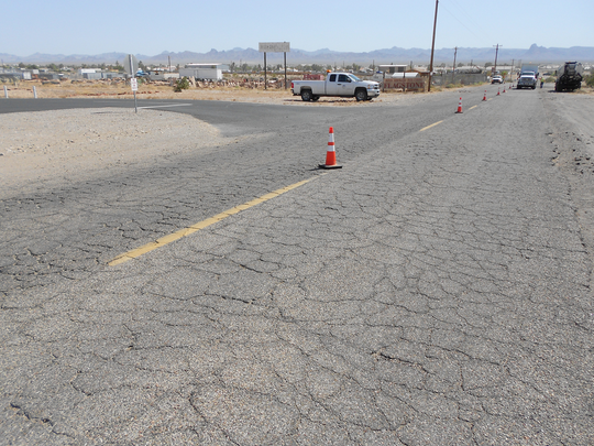 Nearly half of Mohave County's roads are due for replacement,