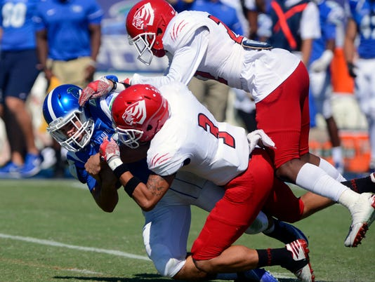 UWF Football vs West Alabama 5