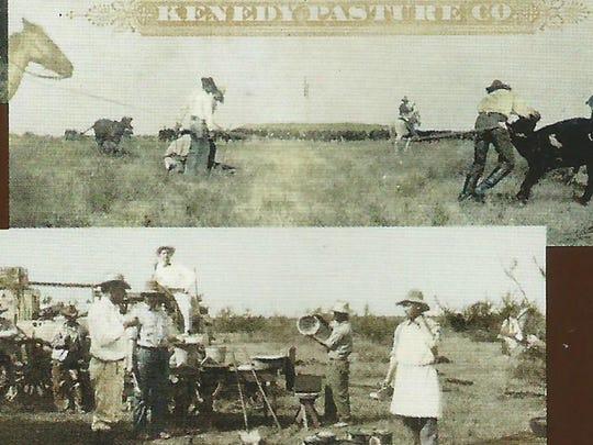 3. The cowboys (vaqueros) at the Kenedy Ranch were known as Kenedenos.