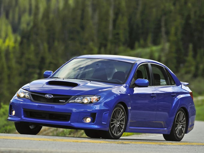 Subaru Impreza Sedan won Best Mid-Size car, along with