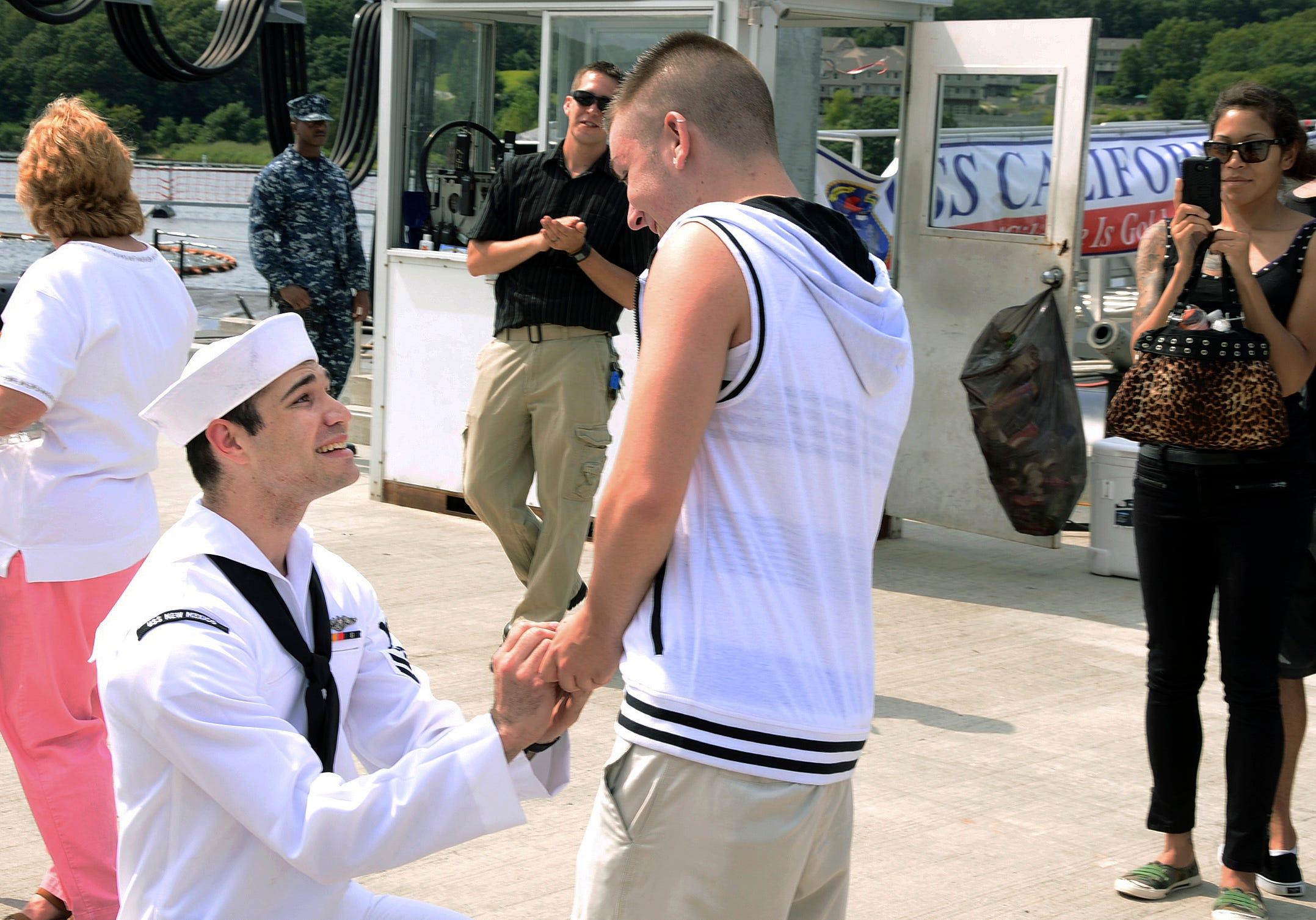 Us navy boyfriend