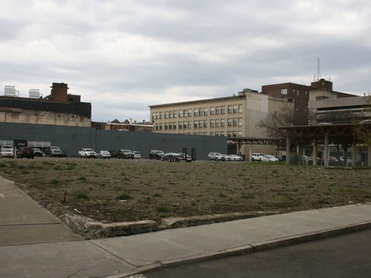 Work will start soon on a new four-story mixed use