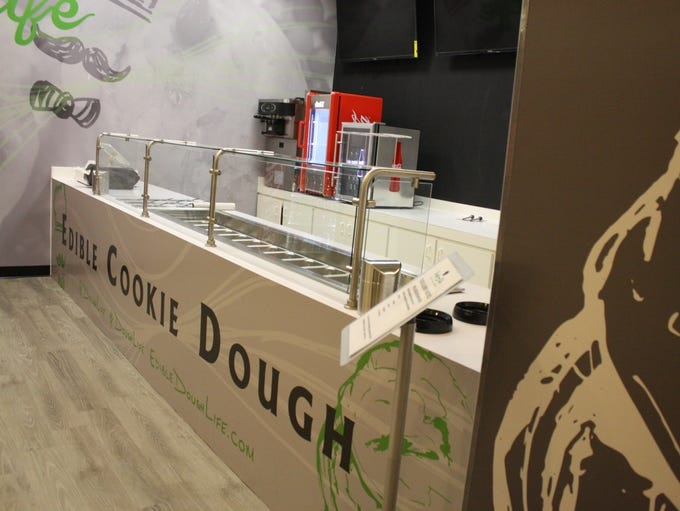 Dough Life, which serves up scoops of safe-to-eat raw