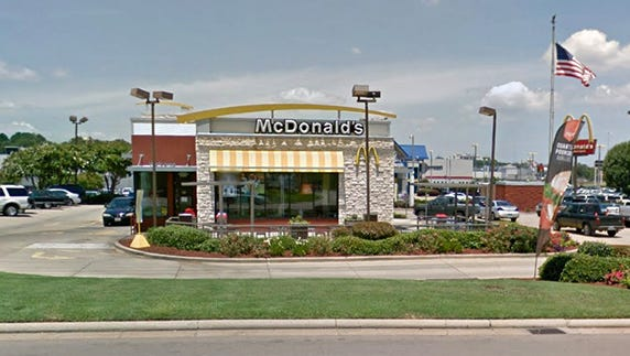 McDonald's on Beasley Road in Jackson, Miss.